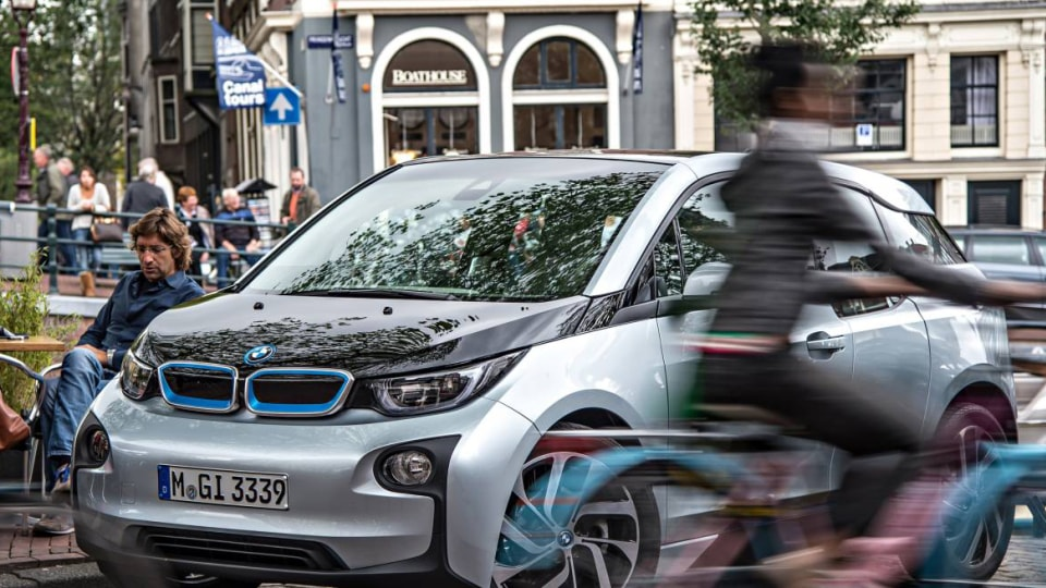 BMW i3 Strengthens Environmental Cred With ISO Certificate