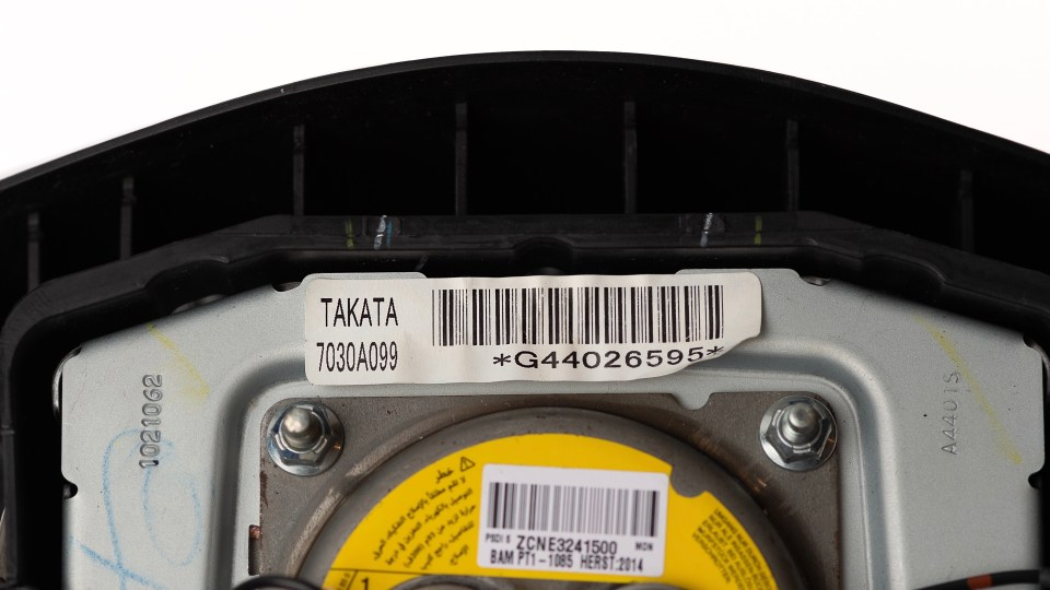 Faulty airbags being fixed at rapid rate