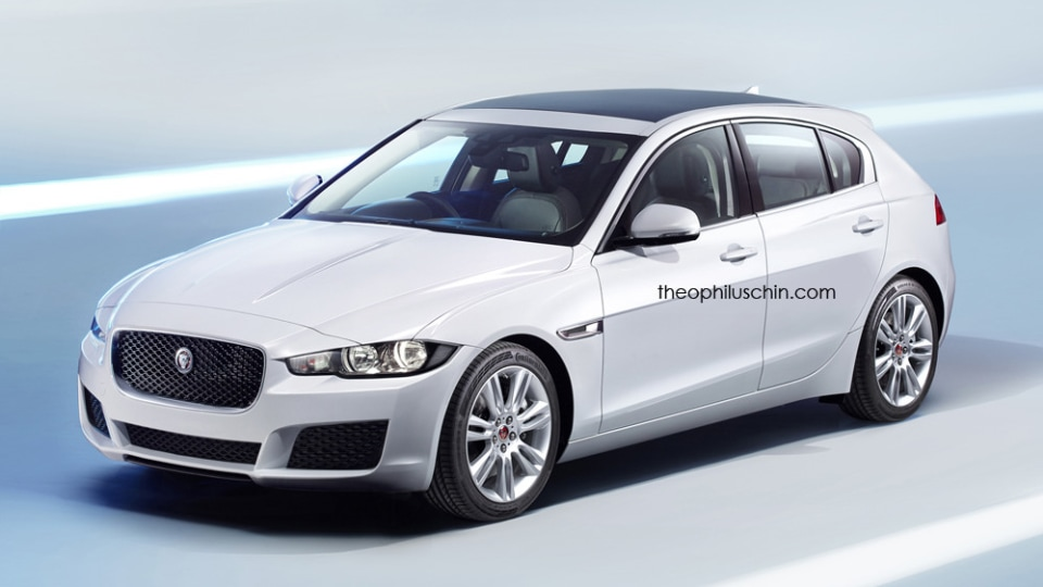 Jaguar Land Rover Evaluating Vehicle Downsizing Potential