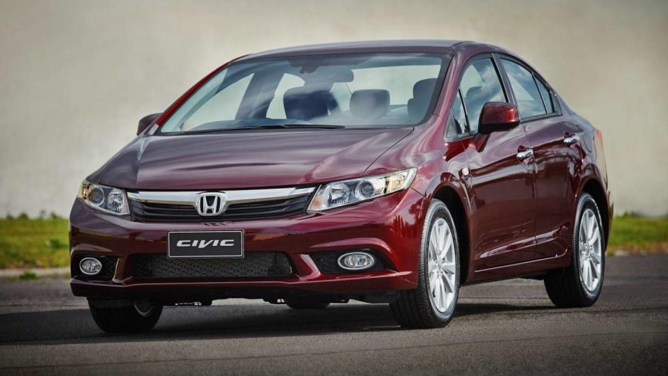 Honda Planning Civic Refresh To Help Halt Sliding Sales