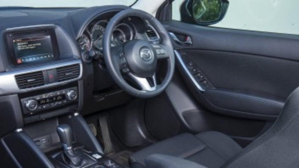 Mazda CX-5 Maxx Sport.