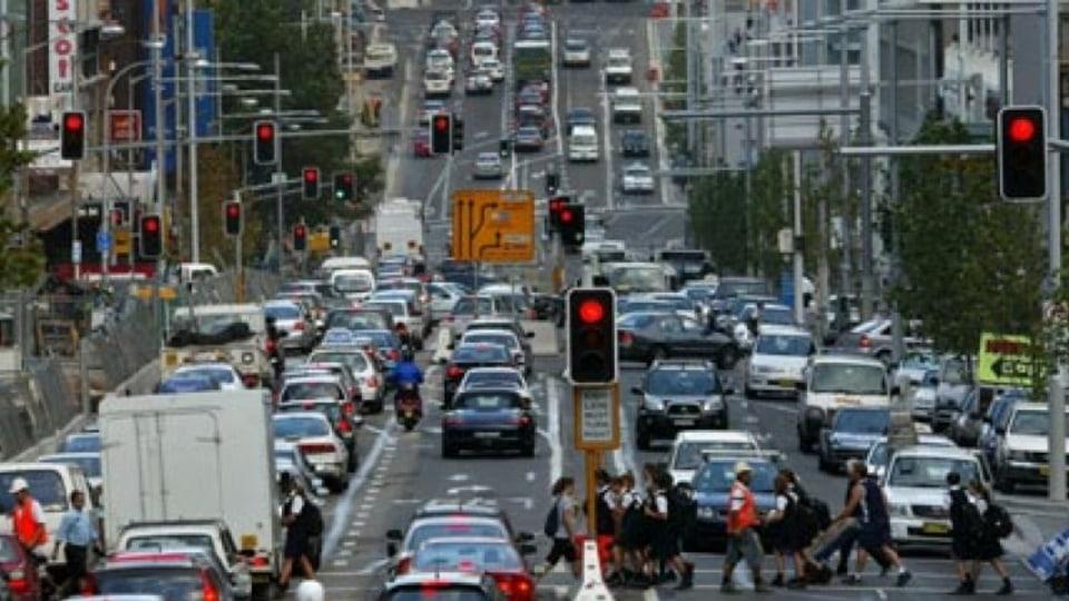 Trucking boom to strangle city roads