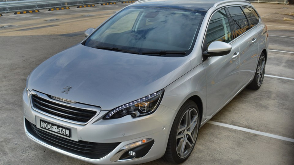 2017 Peugeot 308 Allure Touring HDi REVIEW – Well Equipped Small Wagon Is A Tempting Proposition