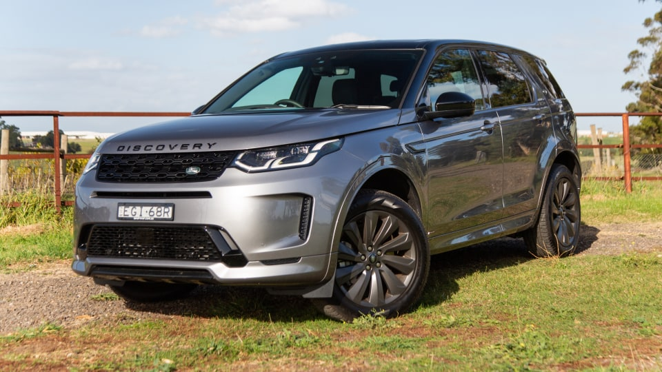 2020 Land Rover Discovery Sport review: R-Dynamic SE D180