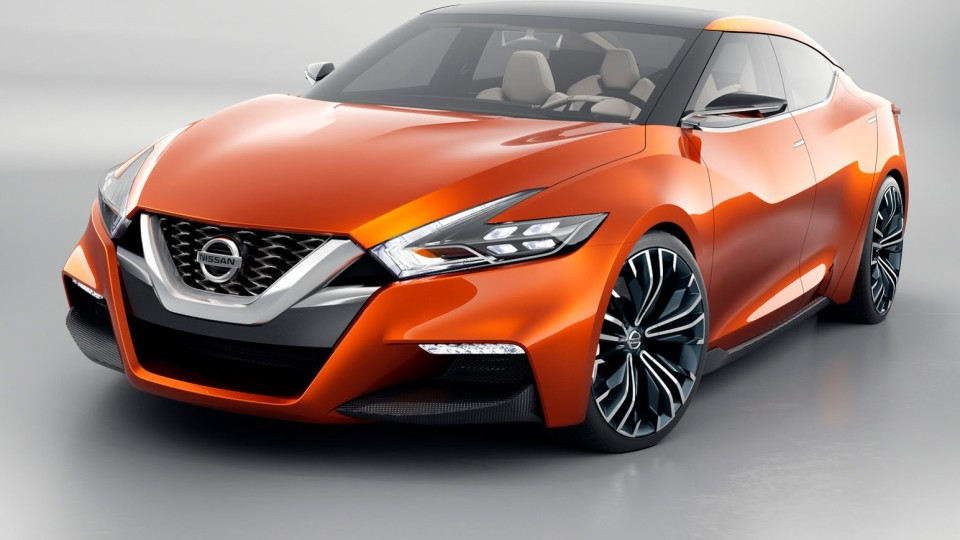 Nissan Sport Sedan Concept Previews New Styling Direction