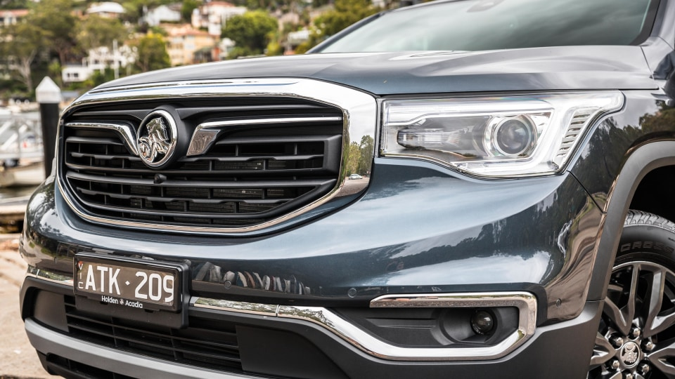 2019 Holden Acadia LTZ 2WD review-3
