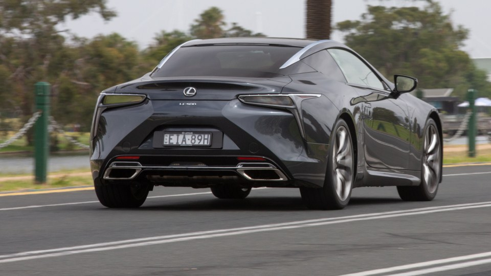 2021 Lexus LC500 coupe review-0
