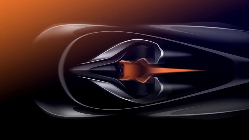McLaren details spiritual successor to F1