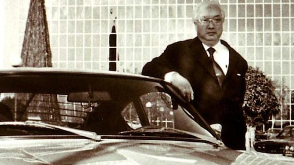 Vale 'Mr K': Father Of Nissan's Z Car Dies At 105