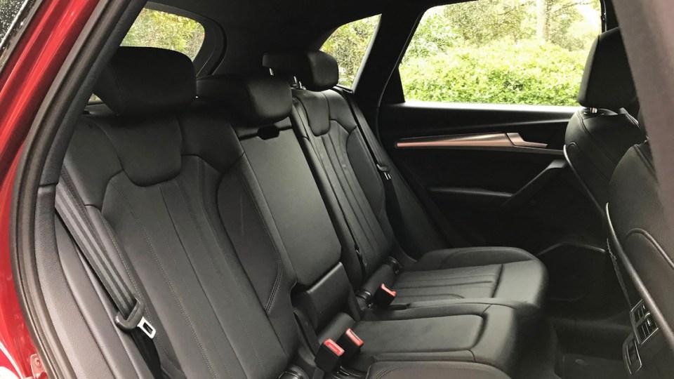 2017 Audi Q5 2.0 TFSI quattro sport