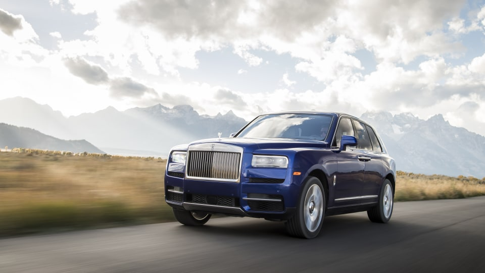 Rolls-Royce won't become an SUV brand