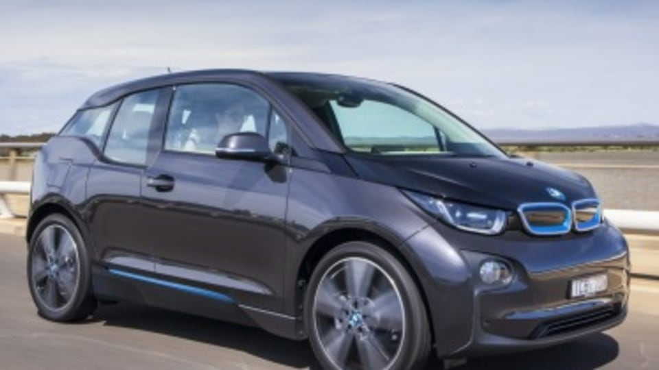Government holding back green cars: BMW