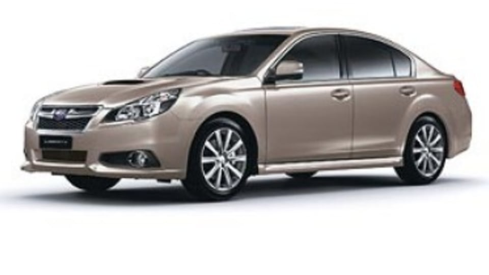 Model watch: Subaru Liberty