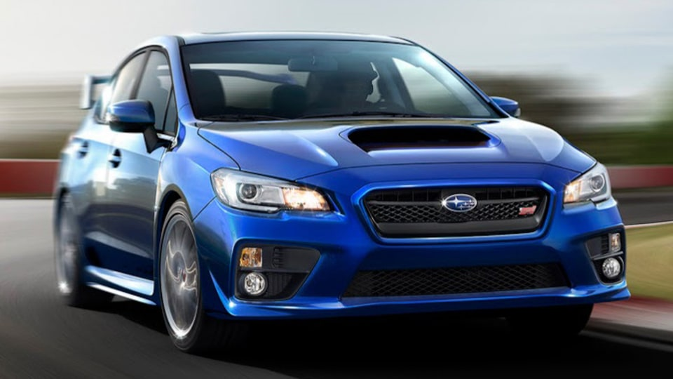 New WRX STI Revealed: Details And Specifications For 227kW Performer