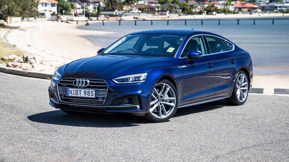 2020 Audi A5 Sportback review: 45 TFSI quattro