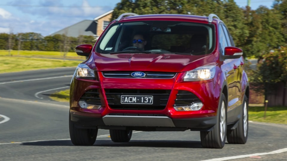Ford's updated Kuga is a great driving car and its 'EcoBoost' engine is a winner.