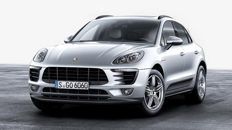 Porsche SUV Range To Remain GT Free - Forever