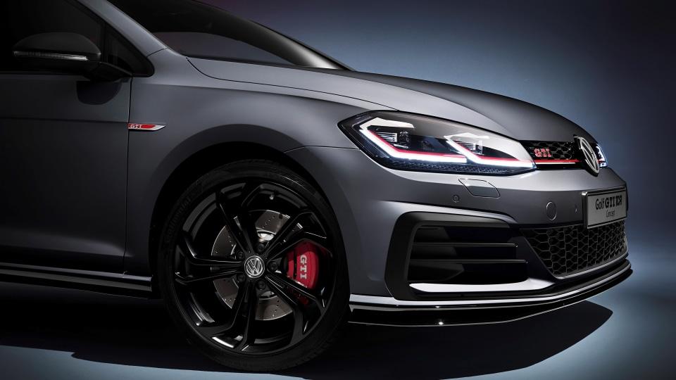 2019 Volkswagen Golf GTI TCR concept revealed