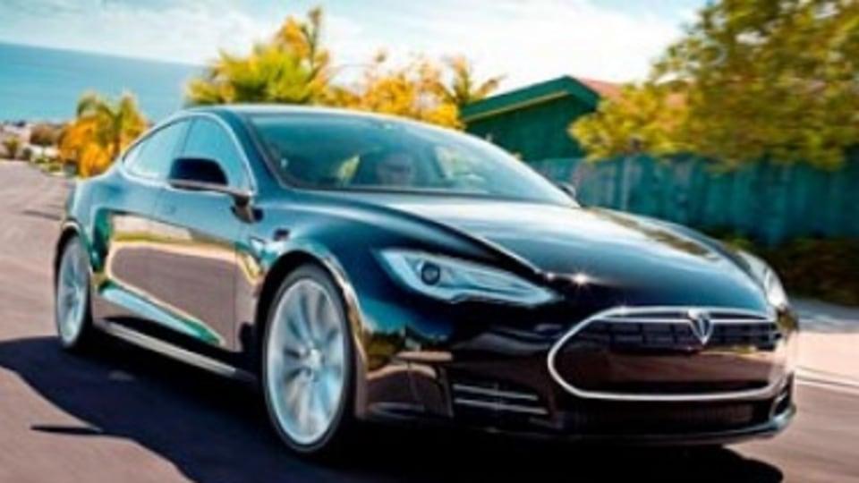 Tesla hints at new small model