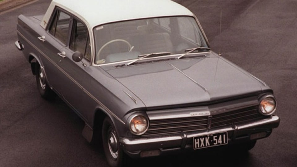 1963 EH Holden.