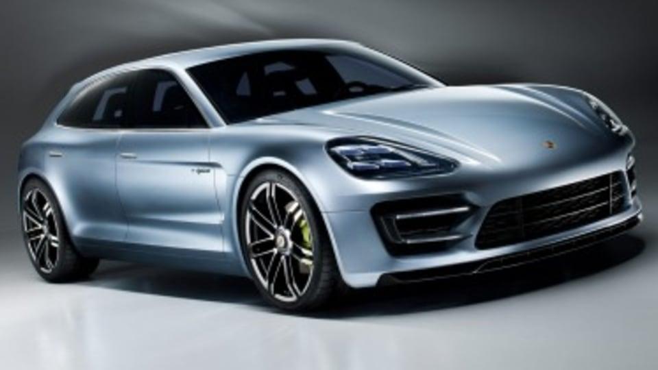 Next Porsche Panamera to get wagon variant