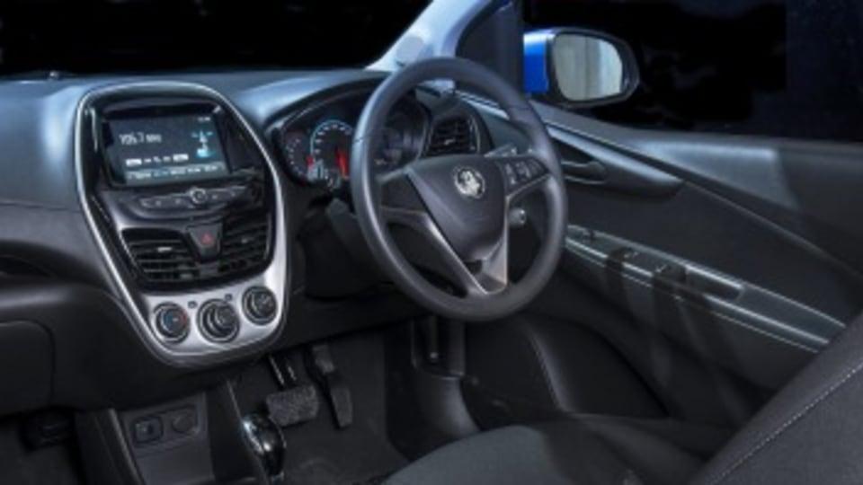 City car comparison: Holden Spark