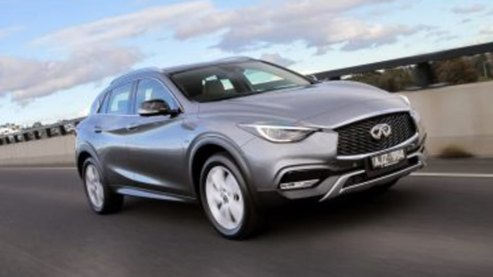 Infiniti QX30 first drive review