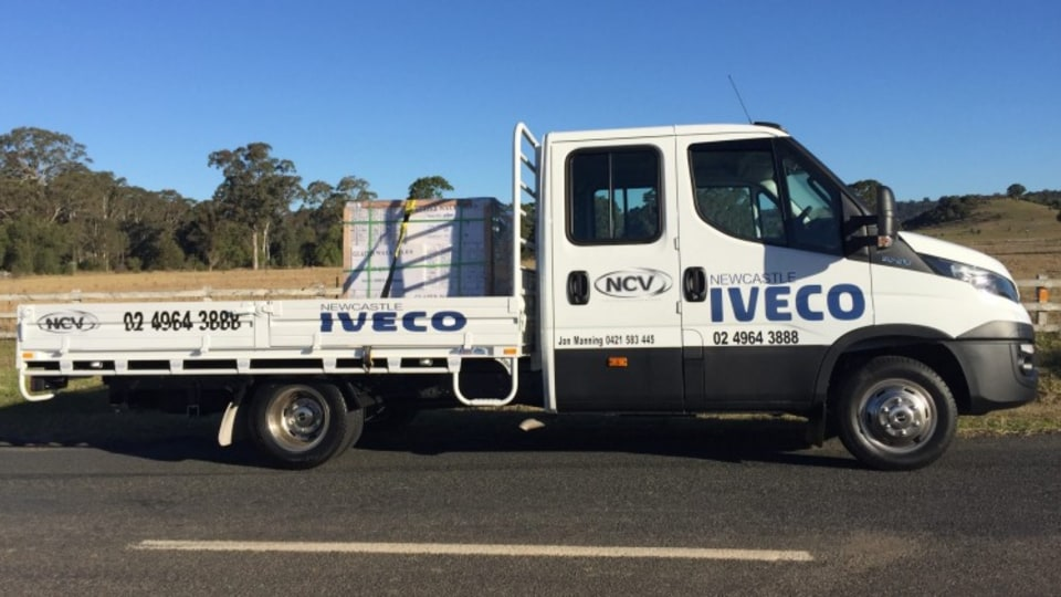 Iveco Daily Short Haul