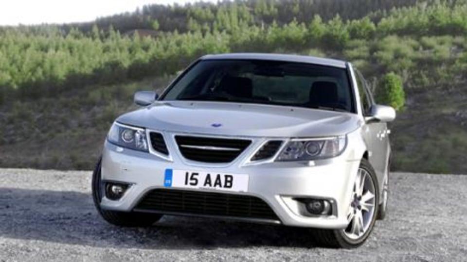 2007 Saab 9-3 update