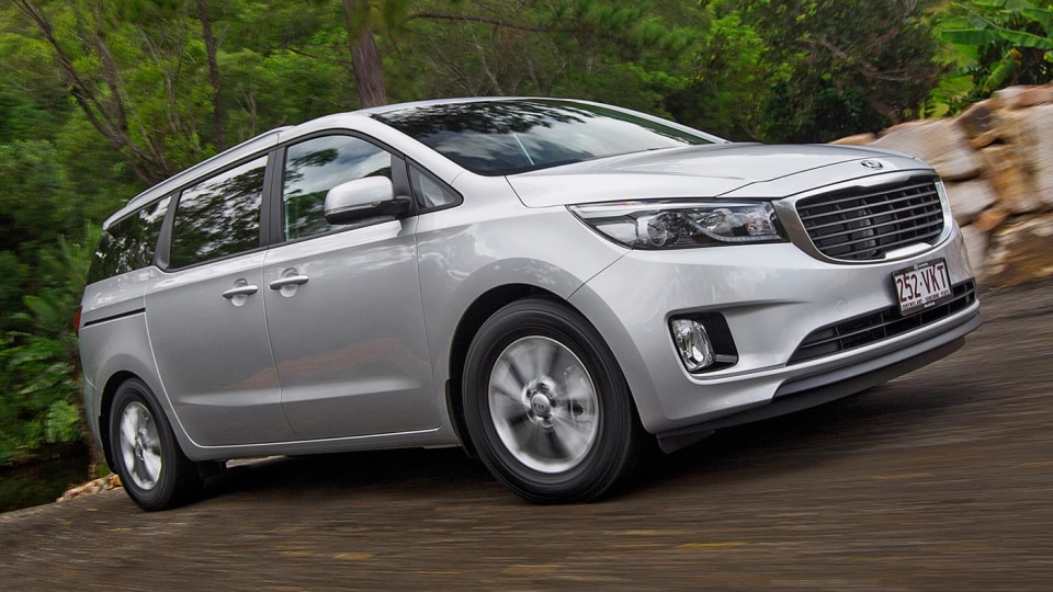 Kia Carnival: 2015 Price And Features For Australia