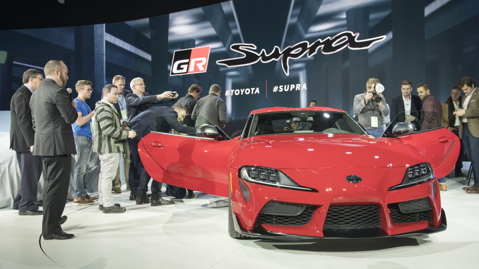 The star cars of the 2019 Detroit motor show