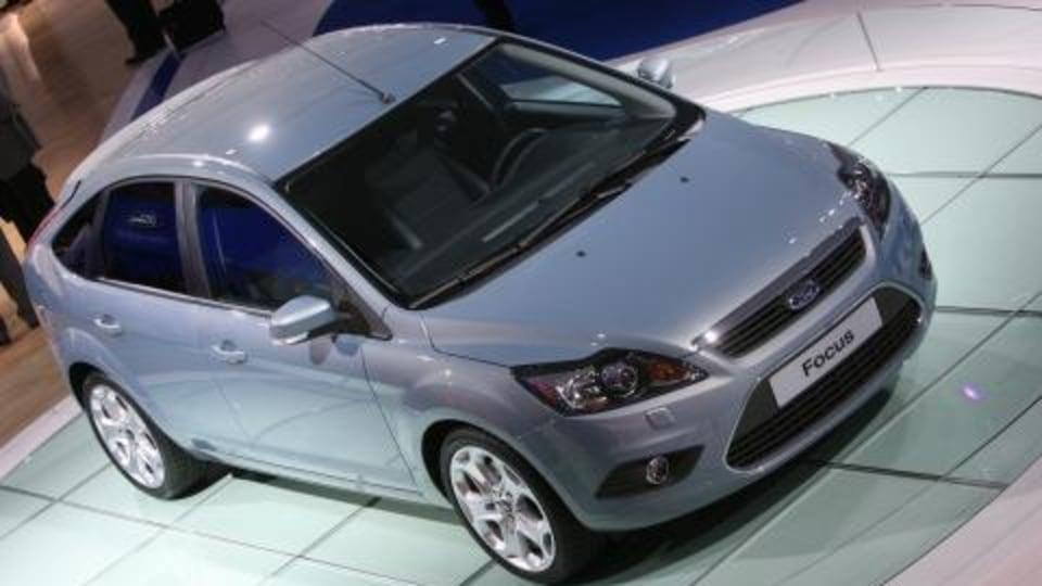 2008 Ford Focus unveiled at Frankfurt