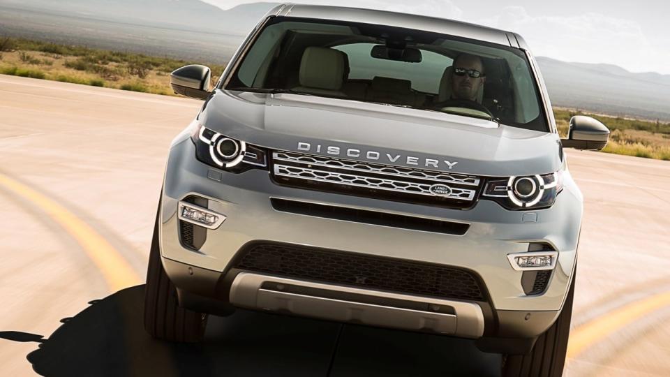 Disco Sport Gets New 2.0 Diesel, Due In Australia Next Year