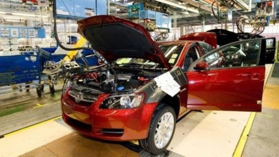 Holden To Cut Shifts And Production At Adelaide