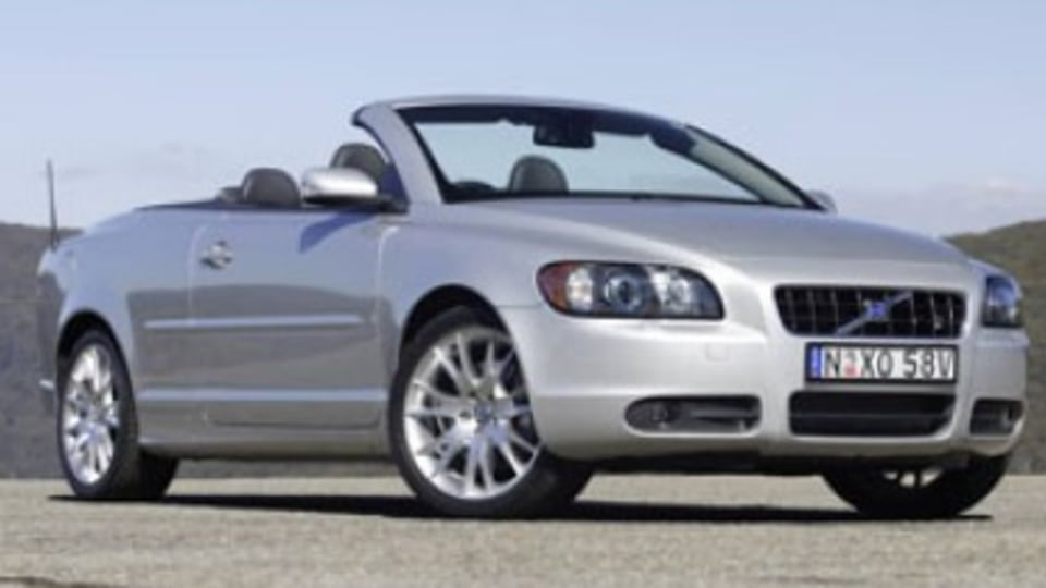 Used-car review: Volvo C70, 2007-2010