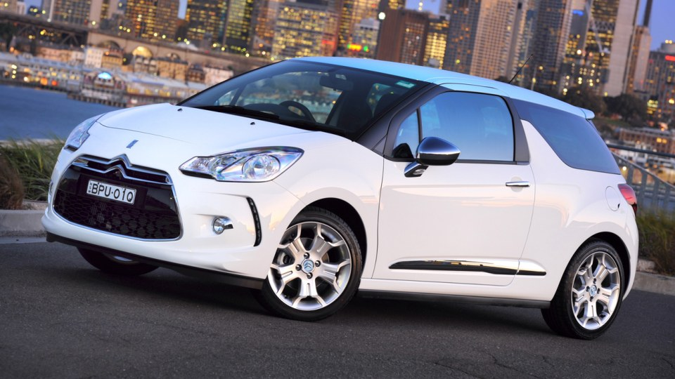 DS3 Will Lose Its Lid In Paris: Report