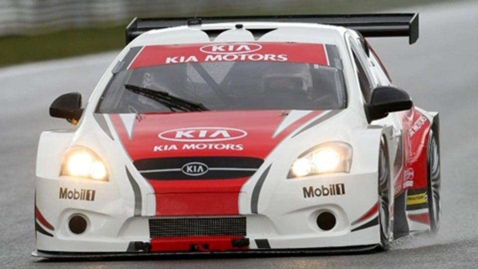 Kia Pro_Cee'd Enters 2009 Belgian Touring Car Series