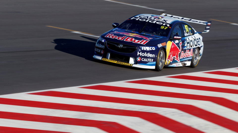 Motorsport: Van Gisbergen triumphs at The Bend