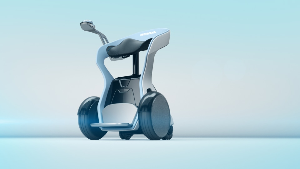 2018 Honda 3E-B18 concept