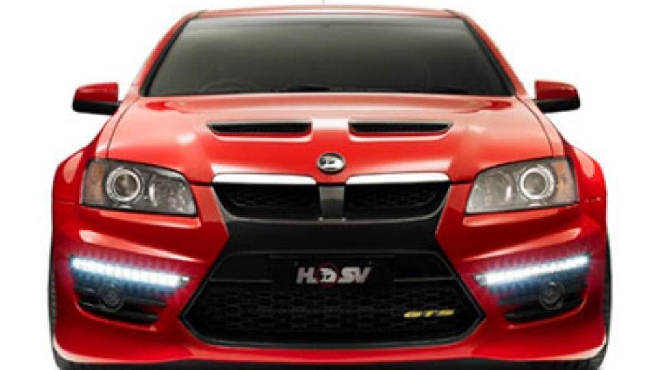 HSV E-series 2 GTS