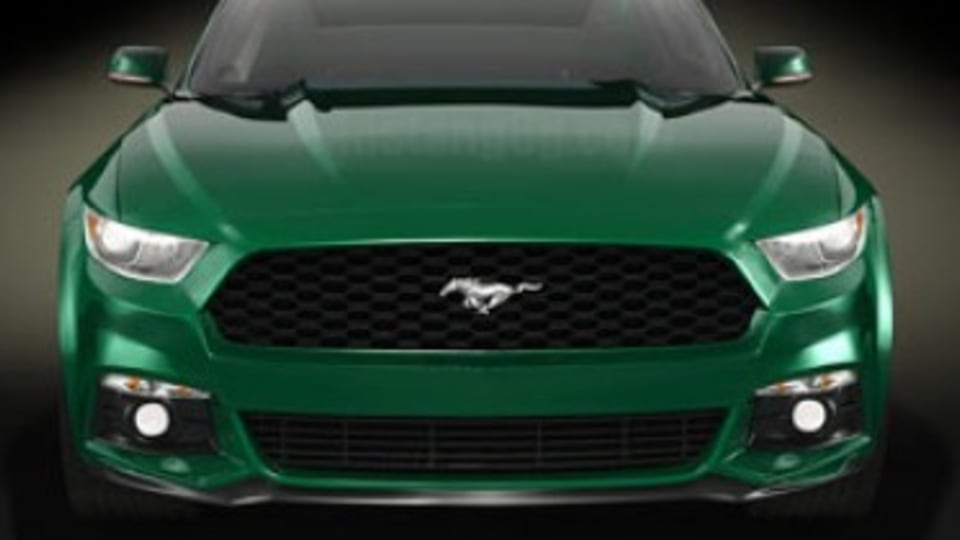 Mustang's Australian reveal: don't expect many details