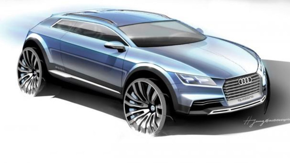 Audi Q9, SQ4 And SQ2 Trademarks Hint At Yet More SUV Models