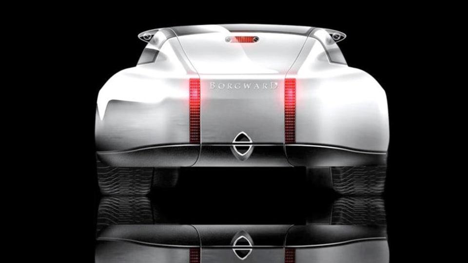 Borgward Reveals Future Plans In Geneva, SUV Coming To Frankfurt