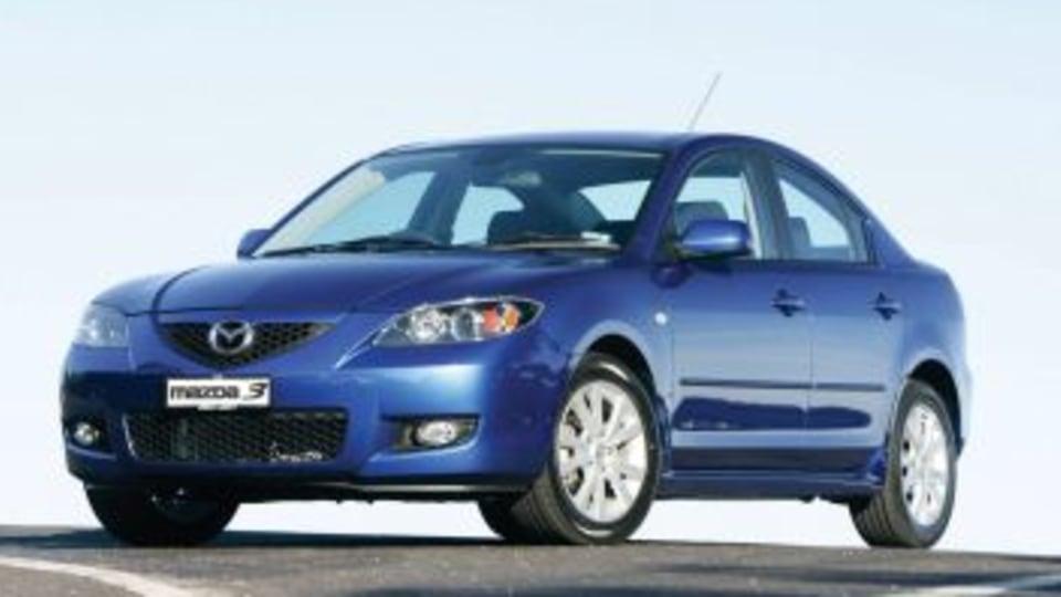 2006 Mazda3.