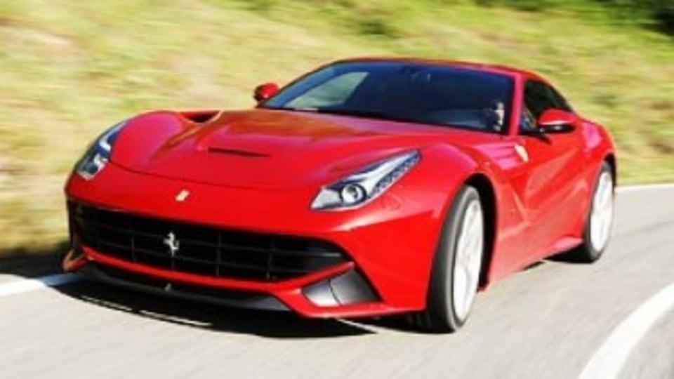 Driven: the fastest Ferrari