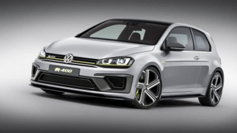 Volkswagen pushes forward with 300kW Golf R