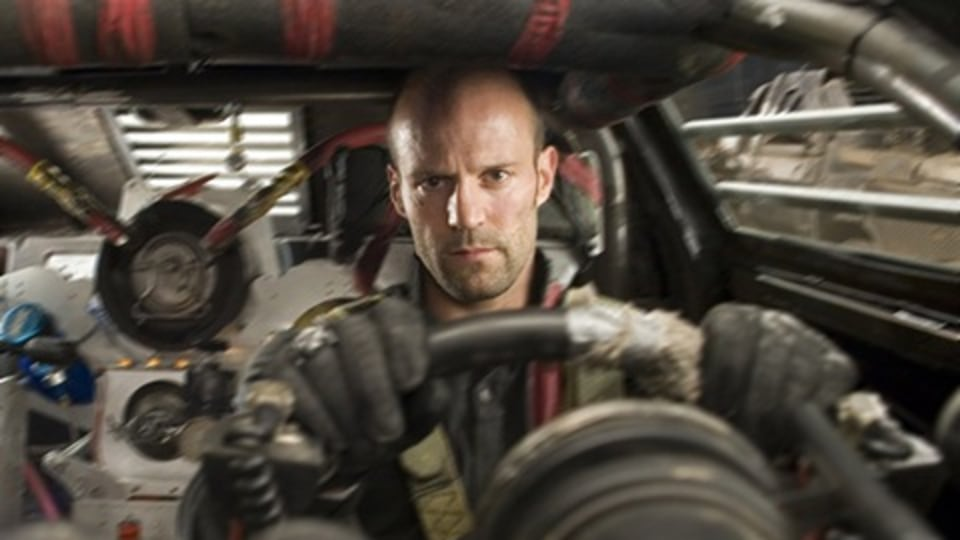 Film Review: Death Race (Jason Statham)