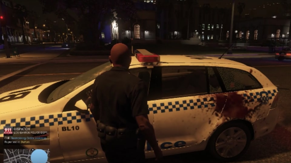 NSW Police Minister Says Underground Version Of Grand Theft Auto Isn't So Grand