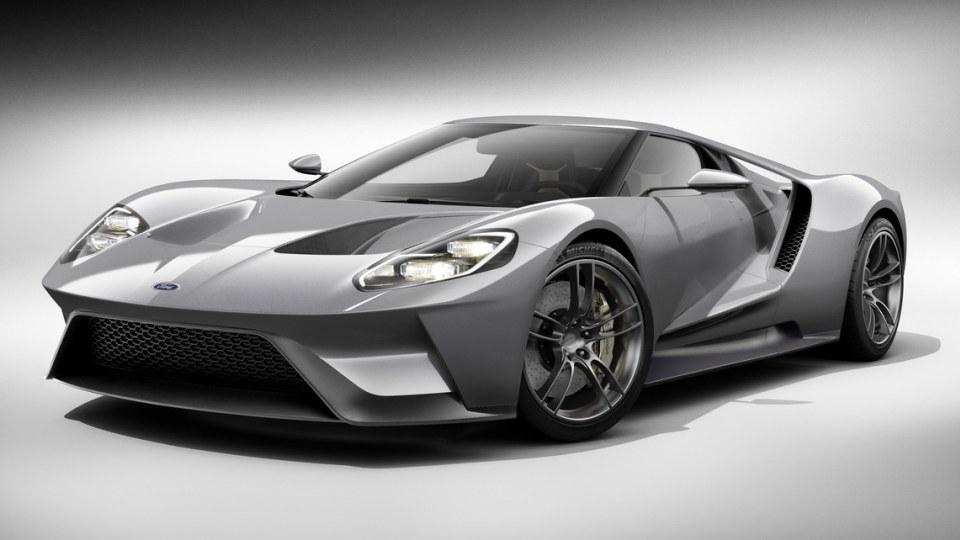 Revealed: How Ford Kept The New GT Secret For 14 Months