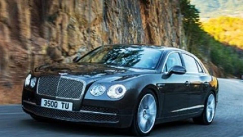 Bentley hatches fastest four-door